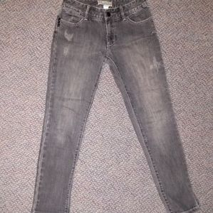 Black Roxy skinny jeans